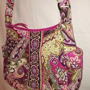 Vera Bradley Pink Cross Body Bag